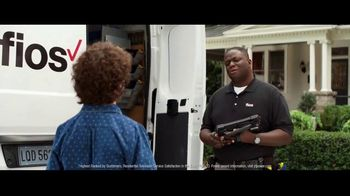 Fios by Verizon TV Spot, 'Fiber Fan' Featuring Gaten Matarazzo - Thumbnail 3
