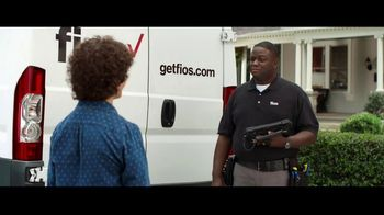 Fios by Verizon TV Spot, 'Fiber Fan' Featuring Gaten Matarazzo - Thumbnail 7