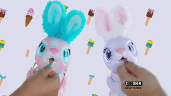 Zoomer Hungry Bunnies TV Spot, 'All the Treats' - Thumbnail 7