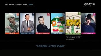 XFINITY X1 Voice Remote TV Spot, 'Comedy Central: Easiest Way' - Thumbnail 7