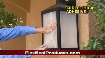 Flex Tape Clear TV Spot, 'Watertight Seal' - Thumbnail 5