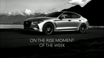 Genesis TV Spot, 'On the Rise Moment of the Week: Chicago Bears' [T1] - Thumbnail 2