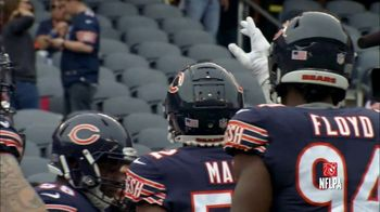 Genesis TV Spot, 'On the Rise Moment of the Week: Chicago Bears' [T1] - 6 commercial airings