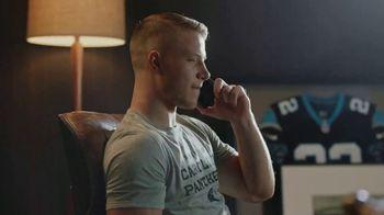 NFL TV Spot, 'Dangerous Animal' Featuring Christian McCaffrey, J.B. Smoove - Thumbnail 2