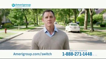 Amerigroup Medicare Advantage TV Spot, 'Switch'
