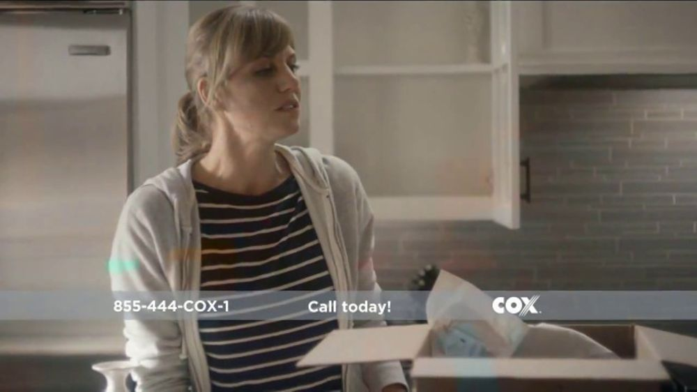 Cox Communications High Speed Internet TV Commercial, 'Moving' - Video