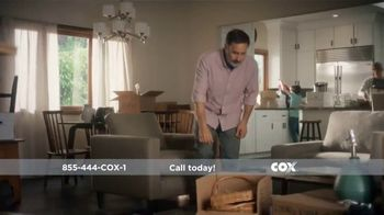 Cox Communications High Speed Internet TV Spot, 'Moving' - Thumbnail 1