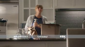 Cox Communications High Speed Internet TV Spot, 'Moving' - Thumbnail 2