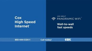 Cox Communications High Speed Internet TV Spot, 'Moving' - Thumbnail 8