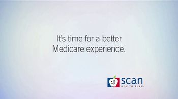 SCAN Health Plan TV Spot, 'Time for a Better Medicare Experience' - Thumbnail 1