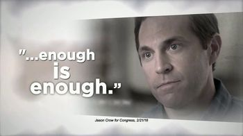 NRCC TV Spot, 'Jason Crow on Gun Control'