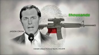 NRCC TV Spot, 'Jason Crow on Gun Control' - Thumbnail 4