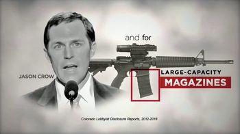 NRCC TV Spot, 'Jason Crow on Gun Control' - Thumbnail 5