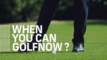 GolfNow.com App TV Spot, 'Book Tee Times 24/7' - Thumbnail 10