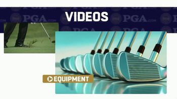 PGA.com TV Spot, 'Videos, Equipment and Merchandise' - Thumbnail 5