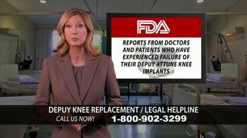 DePuy Knee Replacement thumbnail