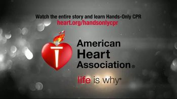 American Heart Association TV Spot, 'Hands-Only CPR: La La Land' - Thumbnail 10
