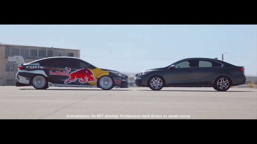 2019 Kia Forte Tv Commercial Unruled Chicken Featuring Collete