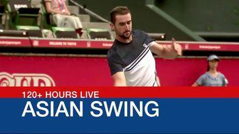 Tennis Channel Plus TV Spot, 'ATP Beijing and Tokyo' - Thumbnail 3