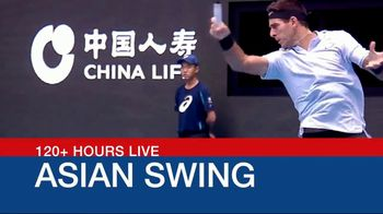 Tennis Channel Plus TV Spot, 'ATP Beijing and Tokyo' - Thumbnail 4