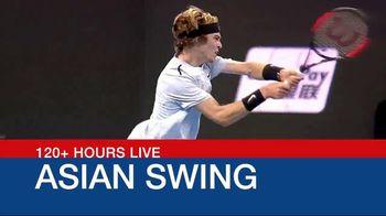 Tennis Channel Plus TV Spot, 'ATP Beijing and Tokyo' - Thumbnail 5