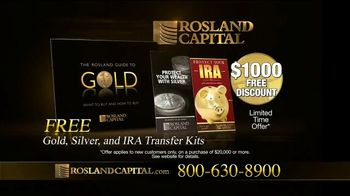 Rosland Capital TV Spot, 'Take a Look at This Tree: $1,000 Discount' Featuring William Devane - Thumbnail 10