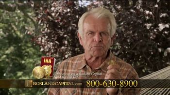 Rosland Capital TV Spot, 'Take a Look at This Tree: $1,000 Discount' Featuring William Devane - Thumbnail 8