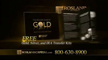 Rosland Capital TV Spot, 'Take a Look at This Tree: $1,000 Discount' Featuring William Devane - Thumbnail 9