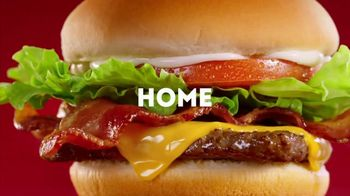 Wendy's 4 for $4 TV Spot, 'Tackle Hunger' - Thumbnail 7