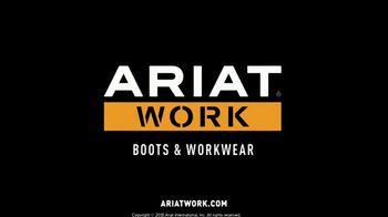 Ariat Work TV Spot, 'Workwear That Won't Quit' - Thumbnail 9