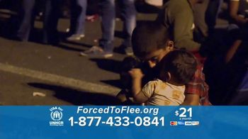 USA for UNHCR TV Spot, 'Escaping War' - Thumbnail 5