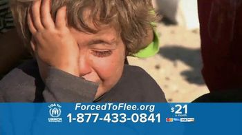 USA for UNHCR TV Spot, 'Escaping War' - Thumbnail 7