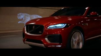 2018 Jaguar F-PACE TV Spot, 'Heart of a Jaguar' Song by LookLA [T2]