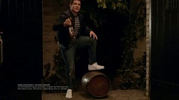 Captain Morgan TV Spot, 'Captain House Party' Featuring Adam Devine - Thumbnail 7