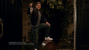 Captain Morgan TV Spot, 'Captain House Party' Featuring Adam Devine - Thumbnail 8