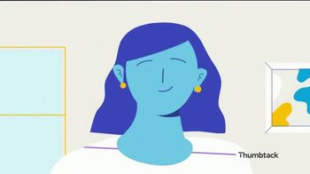 Thumbtack TV Spot, 'Hire People Fast'