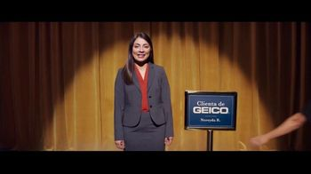 GEICO TV Spot, 'Chócale' [Spanish] - 1681 commercial airings
