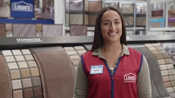 Lowe's TV Spot, 'The Moment: Old Carpet: Deluxe Installation' - Thumbnail 7