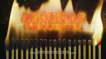 Genozol TV Spot, 'Agruras frecuentes' [Spanish]