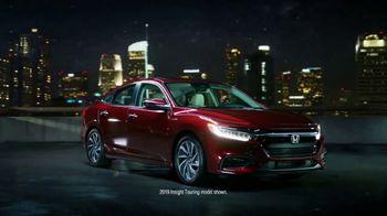 2019 Honda Insight TV Spot, 'Insightful World' [T1] - Thumbnail 5