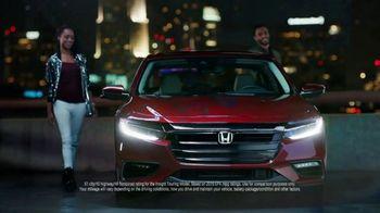 2019 Honda Insight TV Spot, 'Insightful World' [T1] - Thumbnail 7