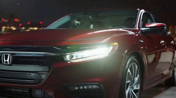 2019 Honda Insight TV Spot, 'Insightful World' [T1] - Thumbnail 9