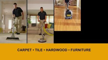 Stanley Steemer TV Spot, 'Dirt, Dust and Allergens: Three Rooms' - Thumbnail 6