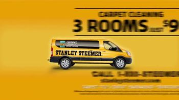 Stanley Steemer TV Spot, 'Dirt, Dust and Allergens: Three Rooms' - Thumbnail 8