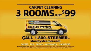 Stanley Steemer TV Spot, 'Dirt, Dust and Allergens: Three Rooms' - Thumbnail 9