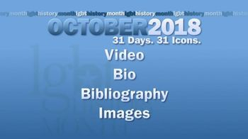 NBC Universal TV Spot, 'LGBT History Month' - Thumbnail 7