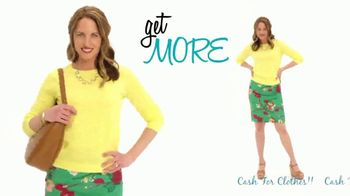 Clothes Mentor TV Spot, 'Get More For Your Money'