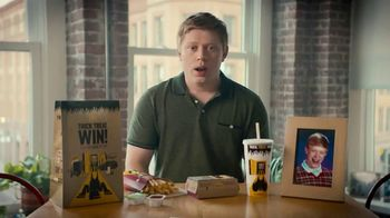 McDonald's Trick. Treat. Win! TV Spot, 'Bad Luck Brian' Featuring Kyle Craven - Thumbnail 1