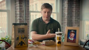 McDonald's Trick. Treat. Win! TV Spot, 'Bad Luck Brian' Featuring Kyle Craven - Thumbnail 2