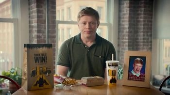 McDonald's Trick. Treat. Win! TV Spot, 'Bad Luck Brian' Featuring Kyle Craven - Thumbnail 3